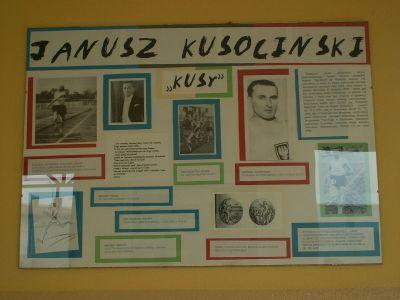 Czytaj więcej: Janusz Kusociński