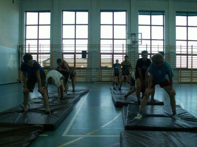 Czytaj więcej: Sala gimnastyczna