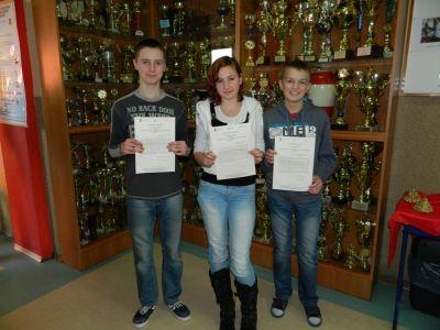 Czytaj więcej: Stypendyści Łódzkiego Regionalnego Programu Wspierania Młodzieży Szczególnie Uzdolnionej - II edycja