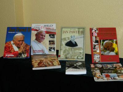 Czytaj więcej: Konkurs wiedzy o papieżu Janie Pawle II