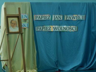 Czytaj więcej: Dzień Papieski 16.X.2009