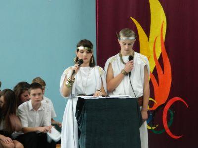 Czytaj więcej: XI rocznica nadania szkole imienia i wręczenia sztandaru