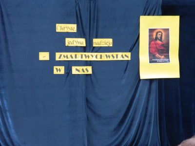 Czytaj więcej: Misterium Paschalne