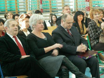 Czytaj więcej: X rocznica nadania szkole imienia Janusza Kusocińskiego i wręczenia sztandaru