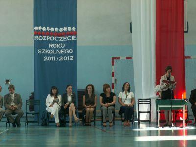 Czytaj więcej: Rozpoczęcie roku szkolnego 2011/2012