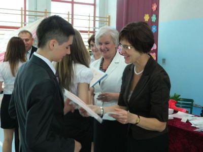 Czytaj więcej: Zakończenie roku szkolnego 2011/2012
