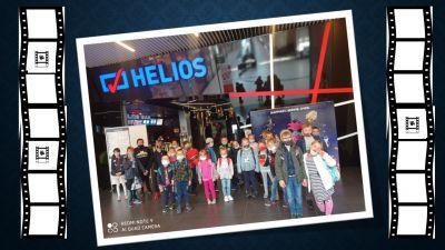 Czytaj więcej: Wycieczka najmłodszych do kina Helios w Bełchatowie
