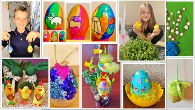 Czytaj więcej: Wielkanoc nadchodzi...