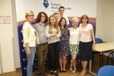 Czytaj więcej: Z wizytą w Instytucie Matki i Dziecka w Warszawie