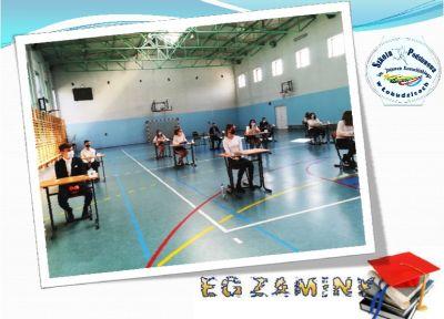 Czytaj więcej: Egzamin ósmoklasisty już za nami!