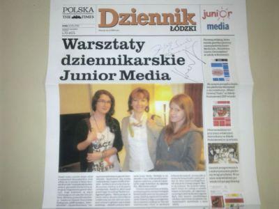 Czytaj więcej: Warsztaty dziennikarskie